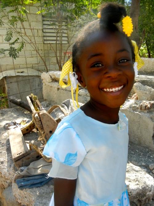 sweet faces of Haiti
