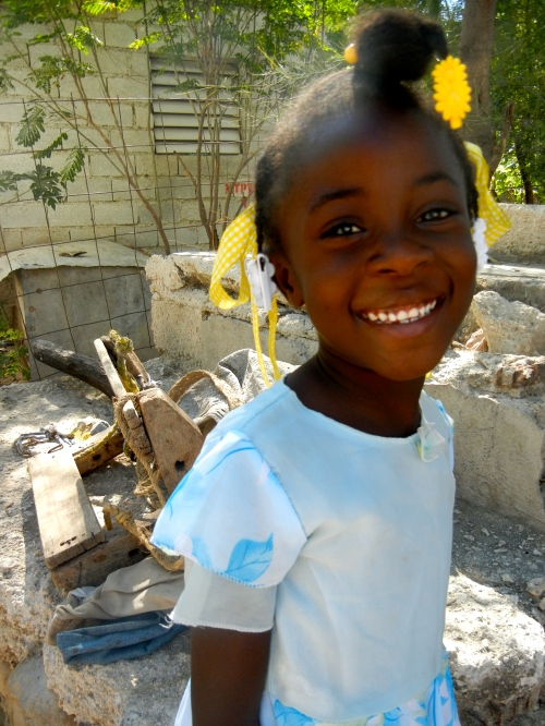 sweet faces of Haiti